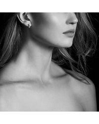David Yurman | Metallic Continuance Triple Drop Earrings | Lyst