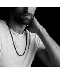 David Yurman   Blue Spiritual Bead Necklace With Lapis Lazuli for Men   Lyst