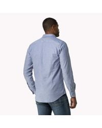 Tommy Hilfiger | Blue Big & Tall Oxford Shirt for Men | Lyst