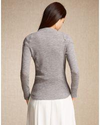 Belstaff | Gray Vina Shirt | Lyst