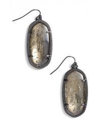 Kendra Scott - Metallic 'elle' Drop Earrings - Lyst