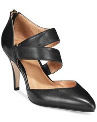 Corso Como | Black Carroll Pumps | Lyst
