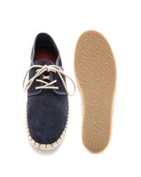 Seavees - Blue 07/60 Sorrento Sand Shoes for Men - Lyst