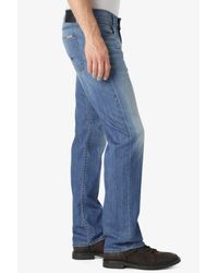 Hudson Jeans - Blue Byron Straight for Men - Lyst