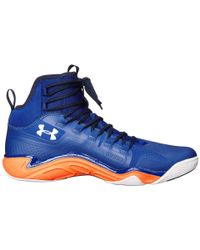 Under Armour | Blue Ua Micro G™ Pro for Men | Lyst