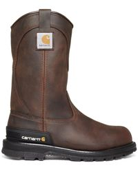 Carhartt - Brown 11 Inch Unlined Breathable Wellington Boots for Men - Lyst