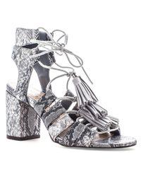 Matisse | Gray Women's Copa Sandals | Lyst