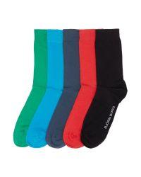 Björn Borg | Green Multipack Of Socks for Men | Lyst