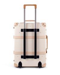 "Globe-Trotter | Natural Safari 21"" Trolley Case | Lyst"