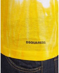 DSquared² | Red Renny Fit Top | Lyst