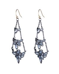 Alexis Bittar - Blue Liquid Crystal Tiered Earring You Might Also Like - Lyst