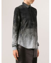 Barbara Bui - Black Dot Print Blouse - Lyst