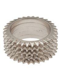 Luis Morais | Metallic Creative Energy Ring | Lyst