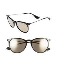 Ray-Ban | Black 'youngster' Velvet 55mm Sunglasses | Lyst