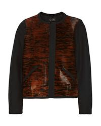 Isabel Marant - Multicolor Bremon Printed Calf Hair Jacket - Lyst