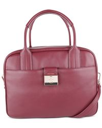 Cole Haan | Pink Tartine Small Satchel | Lyst
