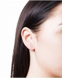 Carolina Bucci | Metallic 18k Gold Star Stud Earring | Lyst