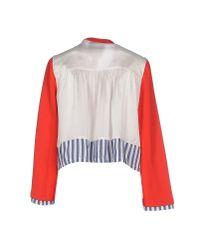 De'Hart | Red Sweatshirt | Lyst