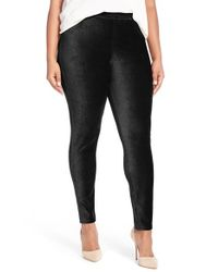 MICHAEL Michael Kors | Black Stretch-Corduroy Pants | Lyst