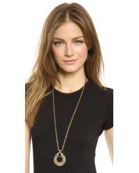 Samantha Wills | Metallic Hide & Seek Necklace - Gold | Lyst
