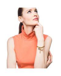 Lulu Frost | Metallic Signet Bracelet | Lyst