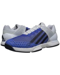 Adidas | White Adizero Ubersonic for Men | Lyst