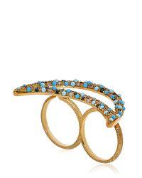 Carolina Bucci - Blue Smile Ring - Lyst
