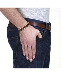 Lulu Frost - Natural G. Frost Wooden Morse Bracelet Saffron - Lyst