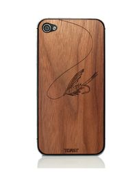 Toast - Brown Fly Fishing Iphone Cover - Walnut for Men - Lyst