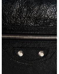 Balenciaga - Black Classic Neo Lift Messenger Bag for Men - Lyst