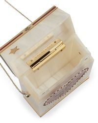 Charlotte Olympia - Red Smokin Cigarette Case Clutch Bag - Lyst