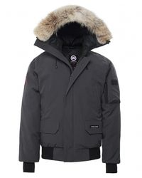Canada Goose - Gray Chilliwack Jacket for Men - Lyst