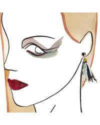Lizzie Fortunato | Blue Oasis Earrings | Lyst