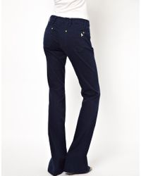 M.i.h Jeans | Blue The Marrakesh Jean in Navy Twill | Lyst