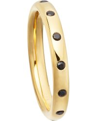 Astley Clarke | Metallic Spinel Stilla 18ct Yellow Gold-plated Ring | Lyst