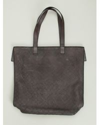 Numero 10 - Brown 'Atlantic' Tote for Men - Lyst
