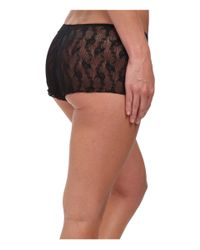 Wolford | Black Lilie Panty | Lyst