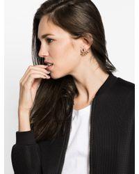 BaubleBar | Metallic Third Eye Ear Jackets | Lyst