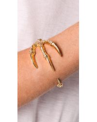 Pamela Love | Metallic Talon Cuff | Lyst