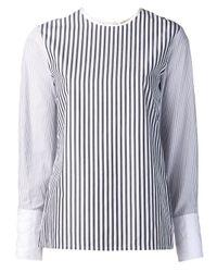 Maiyet - Black Striped Shirt - Lyst