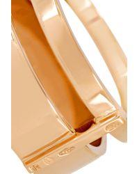 Repossi - Pink Berbère Module 18-karat Rose Gold Ring - Lyst