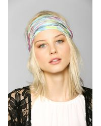 Urban Outfitters | Multicolor Bella Super-wide Headwrap | Lyst