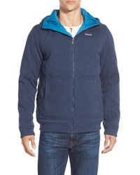 Patagonia | Blue 'better Sweater' Insulated Hoodie for Men | Lyst