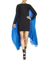 Gareth Pugh - Black Cape Dress - Lyst