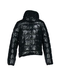 Duvetica - Blue Quilted Down Jacket for Men - Lyst