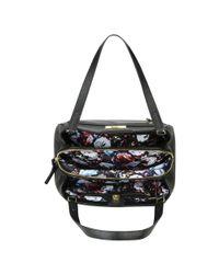 Nine West - Black Just Zip It Shoulder Bag - Lyst