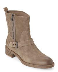 Nine West | Brown 'hanzil' Boot | Lyst