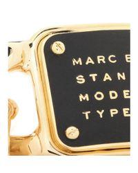 Marc By Marc Jacobs - Metallic Standard Supply Bracelet - Lyst