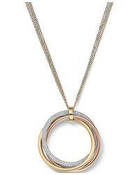 Michael Kors | Multicolor Mkj3297998 Womens Necklace | Lyst