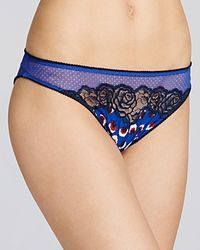 Stella McCartney - Blue Ellie Leaping Bikini #s30-163 - Lyst